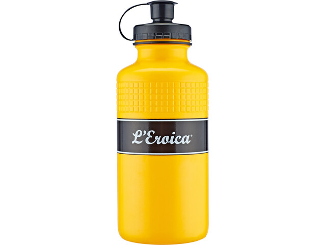 Elite Eroica Bidon 500ml, geel
